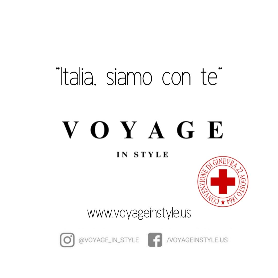 Italia, siamo con te